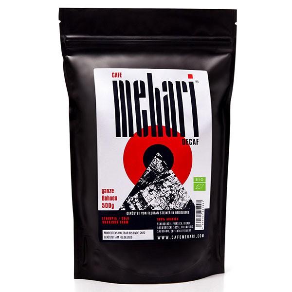 Mehari Decaf BIO, Florian Steiner Kaffeerösterei