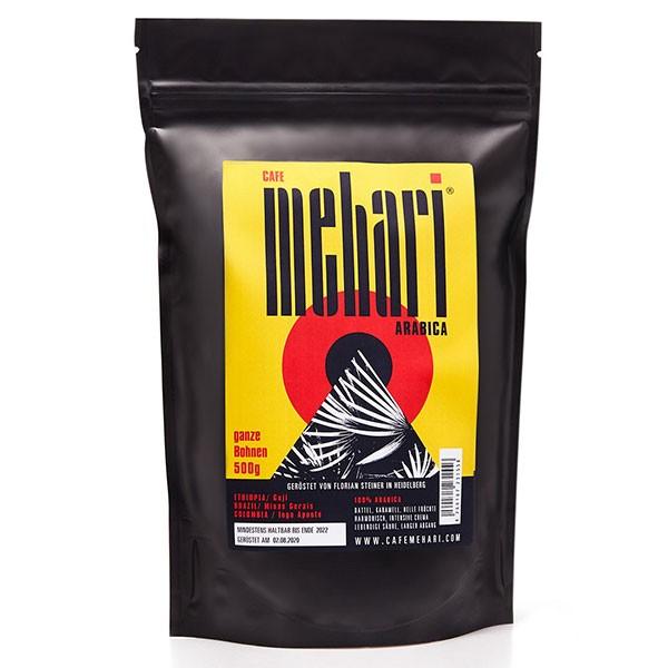Mehari Arabica Espresso Kaffee