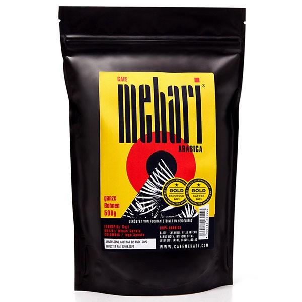 Mehari Arabica Espresso Kaffee Goldmedaille