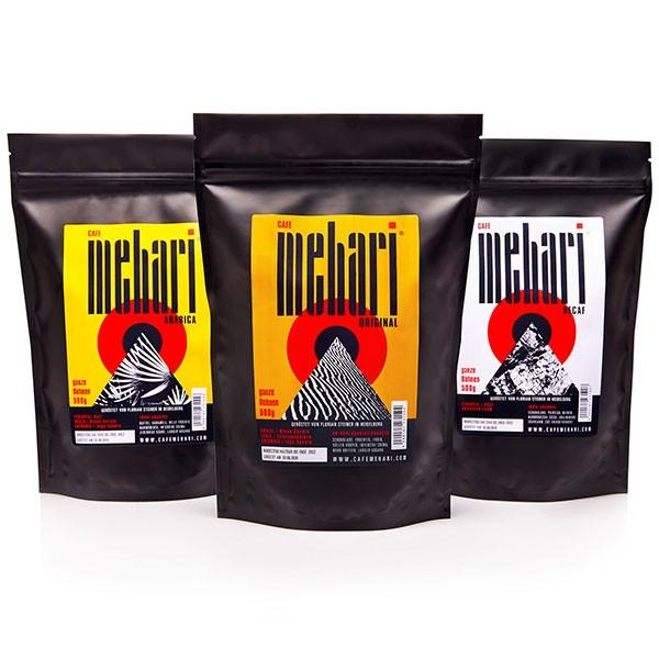 Neue Kaffeelinie MEHARI