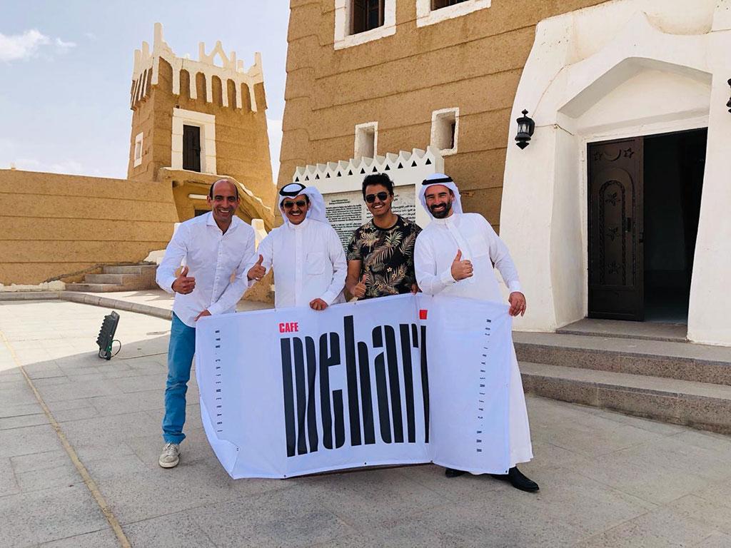 Cafe Mehari Florian Steiner Saudi Arabia Najran