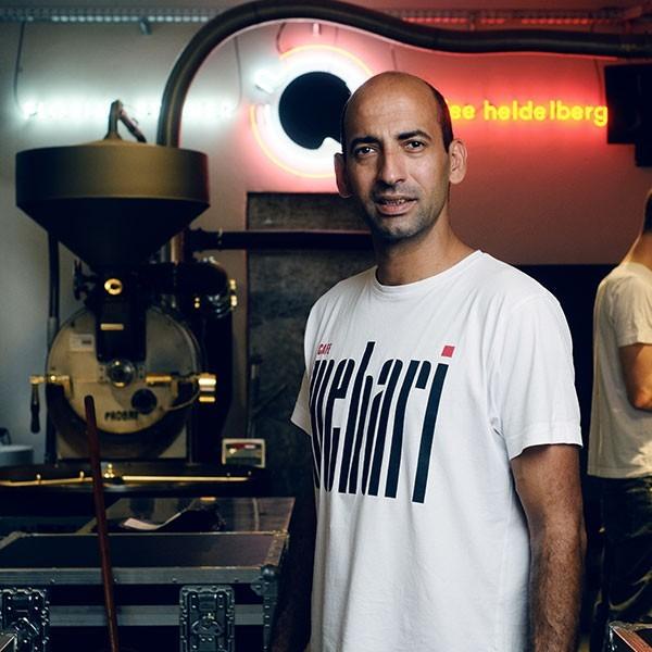 Florian Steiner Coffee Roastery Mehari Ubi Bene