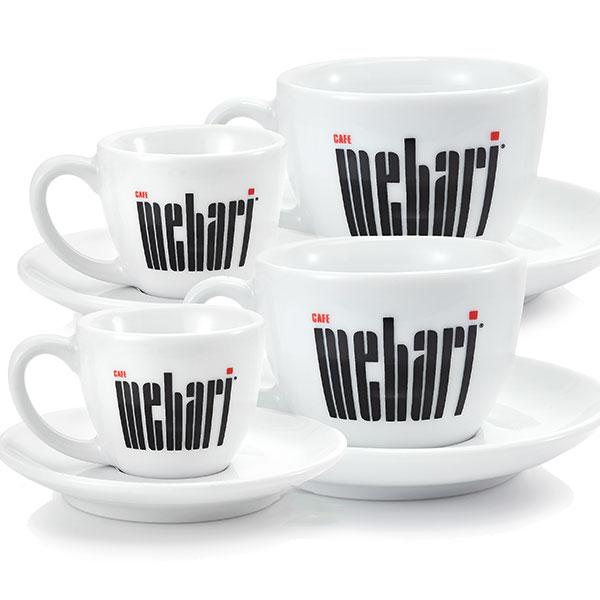 Mehari Cappuccino Espresso Tasse Barista