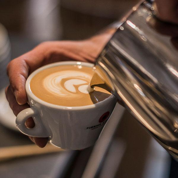 Mehari Cappuccino Latte Art