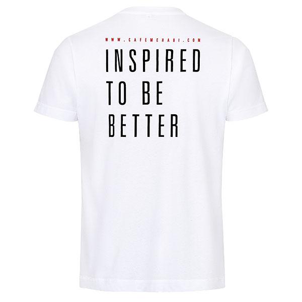 T-Shirt MEHARI Herren Rückansicht