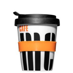 Mehari Porzellanbecher Coffee To Go 300ml Mahlwerck