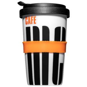 Mehari Porzellanbecher Coffee To Go 400ml Mahlwerck